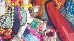 Hindu Temple Desecrated Murtis