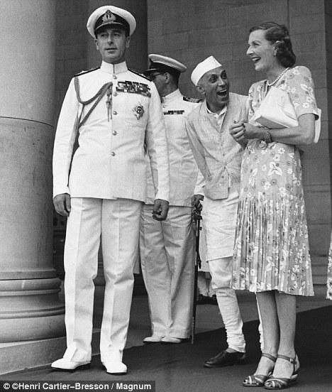 Hegemony Nehru