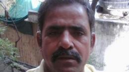 Uber cab driver Kuldeep Thakur