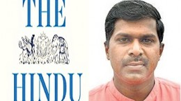 'The Hindu' mocks