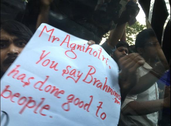 Jadavpur Protests