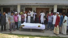 Hindu Ashram worker Murdered