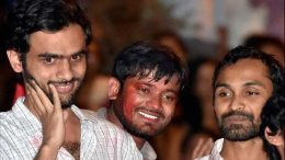 JNU Sedition Accused