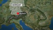 Shopping Mall Shooting in Munich