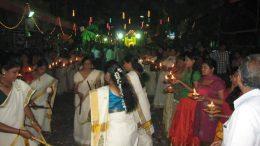Sabarimala Ayyappa celebrations