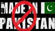 Boycott Pakistani