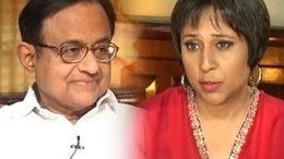 Chidambaram interview