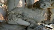 Maa Durga Desecrated