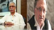Ashok Chowgule and Ramachandra Guha