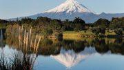 Maori sacred site