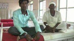 Dalit man