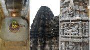 Amruteshwar temple, Bhandardara