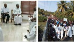 Cyclone Ockhi Church Interference