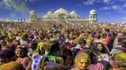 Holi Affair