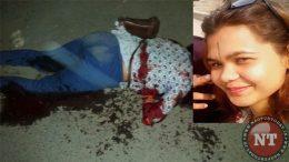 Muslim Husband Stabs Hindu Wife