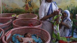 Child Trafficking Selling Babies Missionaries of Charity