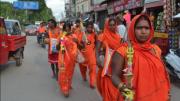 Women Kanwariyas